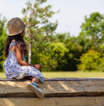 προφύλαξη των παιδιών από τον ήλιο